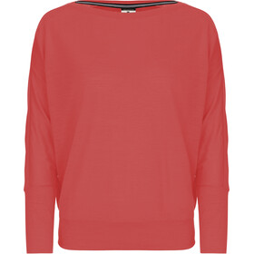 super.natural Kula longsleeve Dames rood
